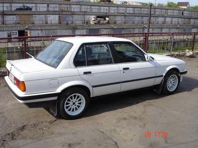 BMW 3-Series.