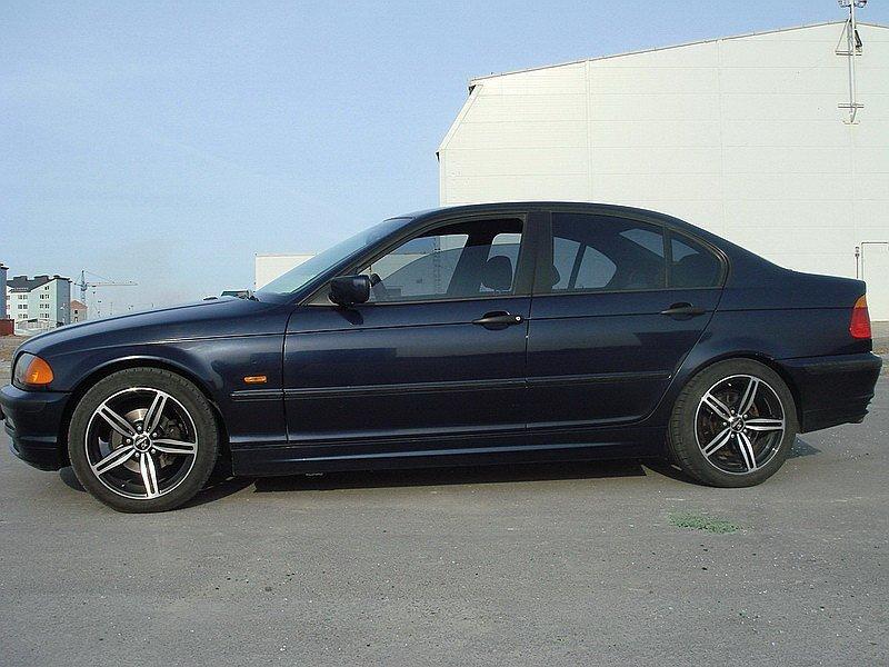 bmw 3 2000 года фото