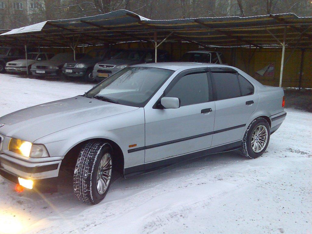 bmw 318 1.8 механика 1998 отзывы
