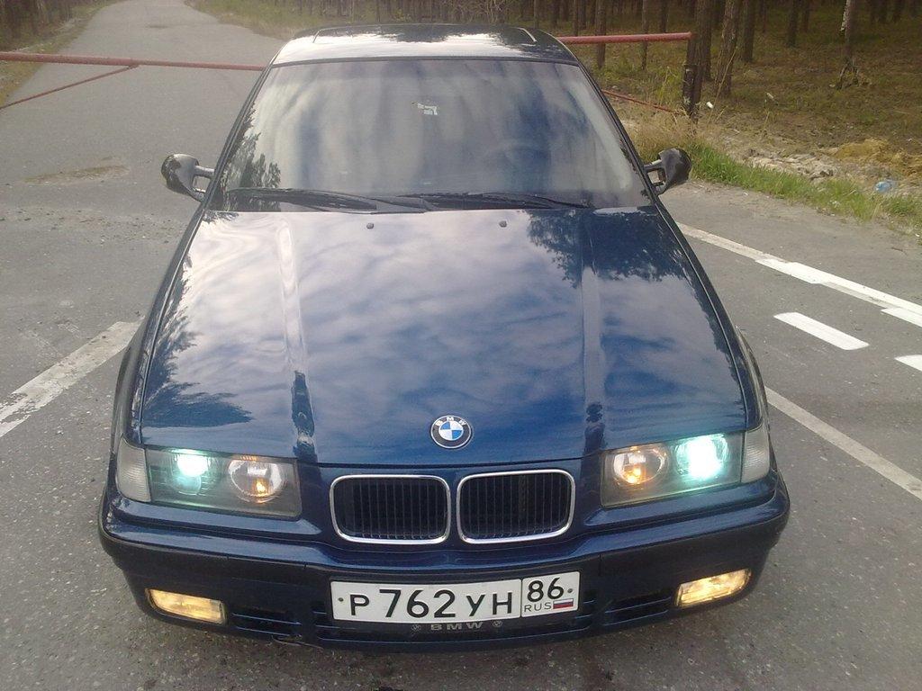 bmw 3 1.6 мт, 1993, отзывы