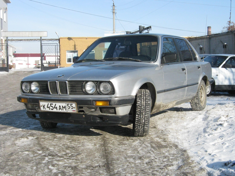сколько стоит двигатель на bmw 3 1987 года