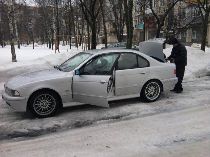 BMW 5-Series.