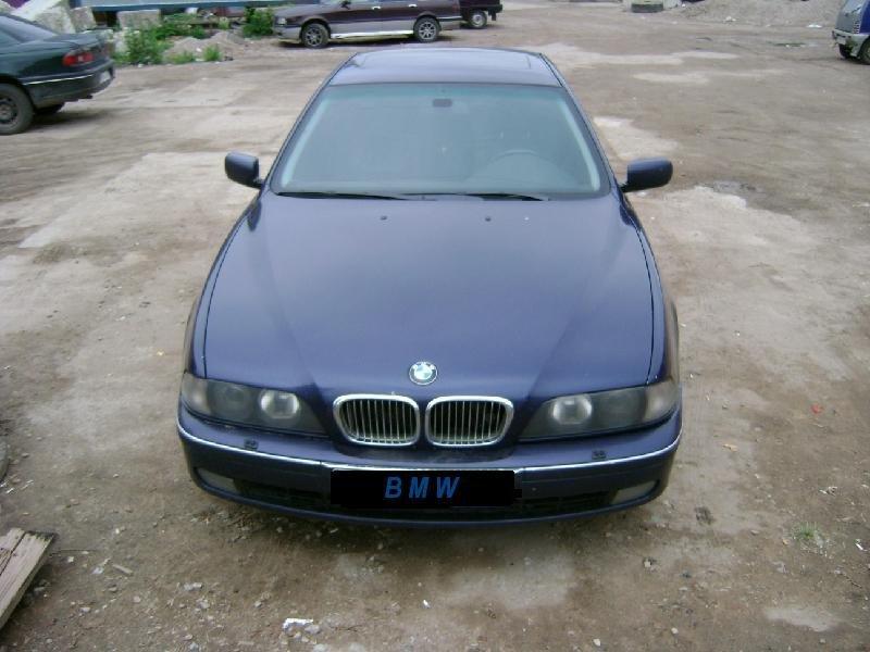 bmw 525 1999 отзывы