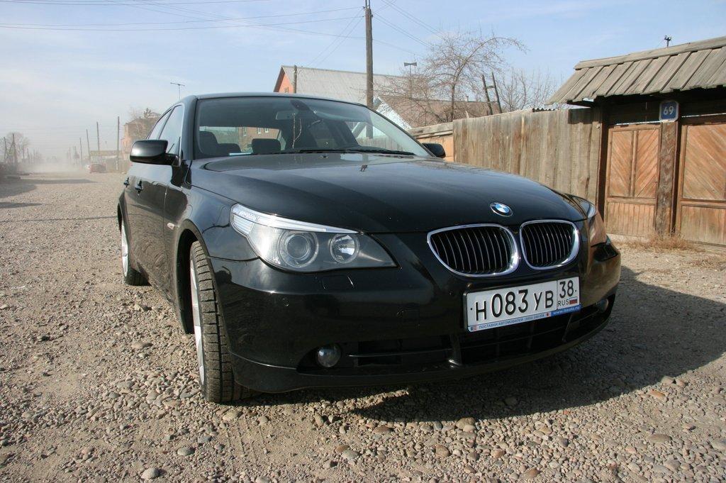 стоит ли брать bmw 5 e60 за 600000 рублей 2006 d 2014