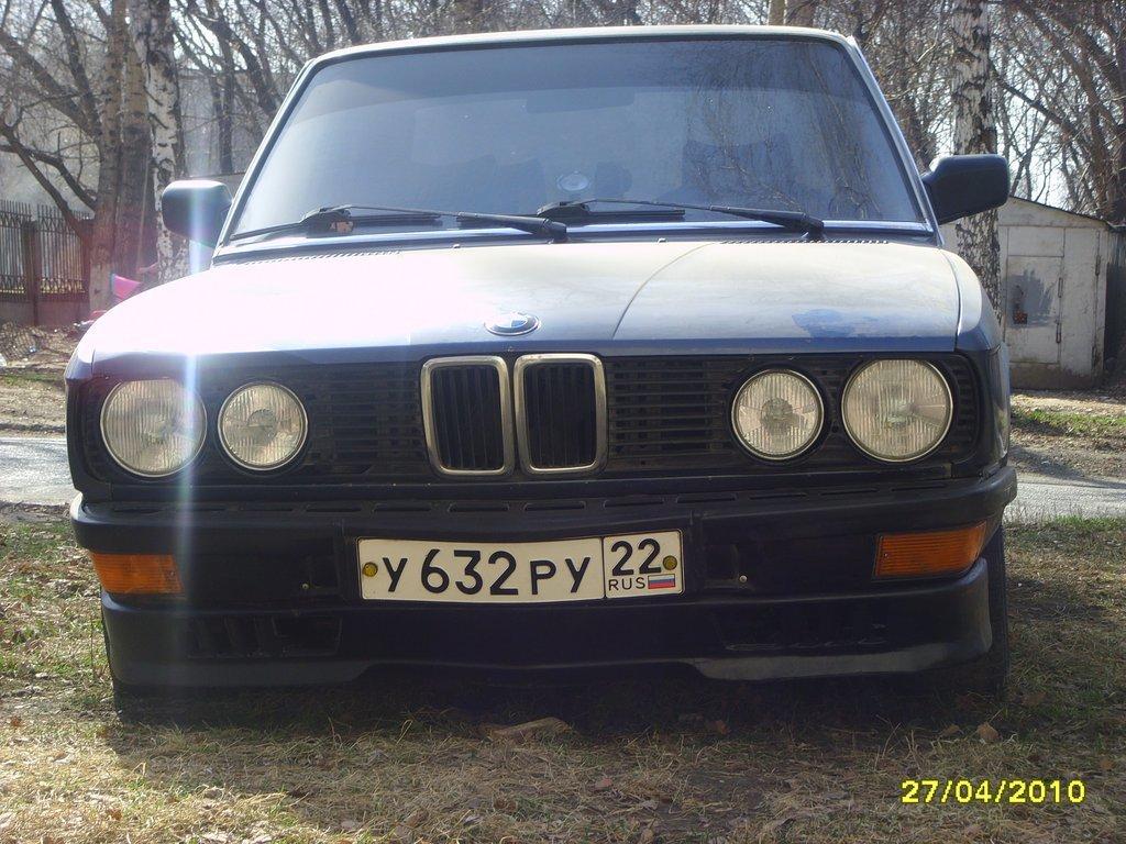 разборка bmw 520 1986г