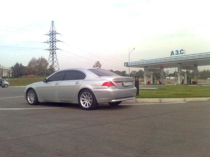 BMW 7-Series.