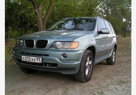BMW X5 2002 ����� ���������