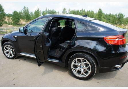 BMW X6 2008 - отзыв владельца