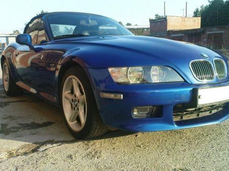 BMW Z3 2001 - отзыв владельца