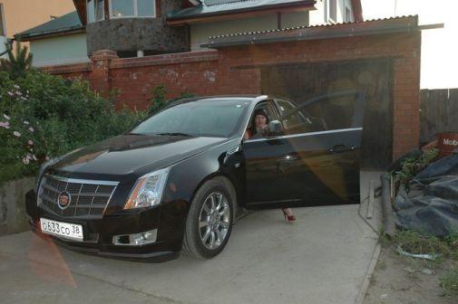 Cadillac CTS 2008 - ����� ���������