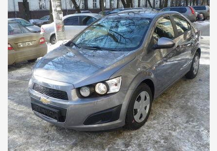 Chevrolet Aveo 2012 ����� ���������
