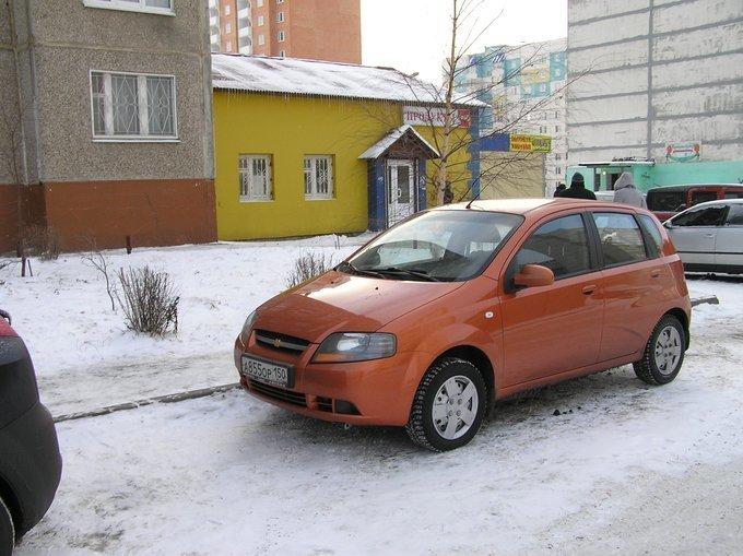 chevrolet aveo с опельским двигателем 2008 г