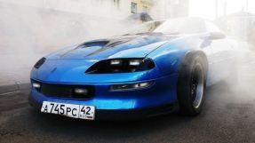 Chevrolet Camaro 1994 отзыв владельца | Дата публикации: 08.04.2012