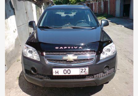 Chevrolet Captiva 2007 отзыв