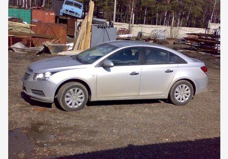Chevrolet Cruze 2010 ����� ���������