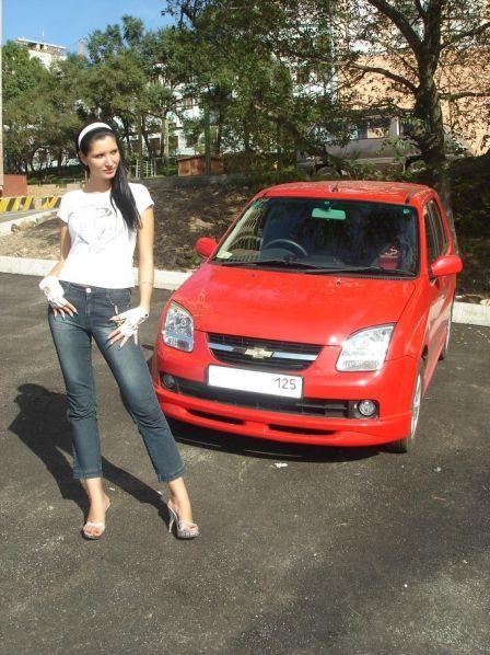 Chevrolet Cruze 2005 - отзыв владельца