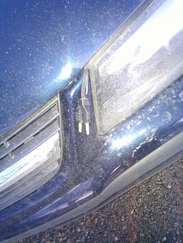 Chevrolet Impala.
