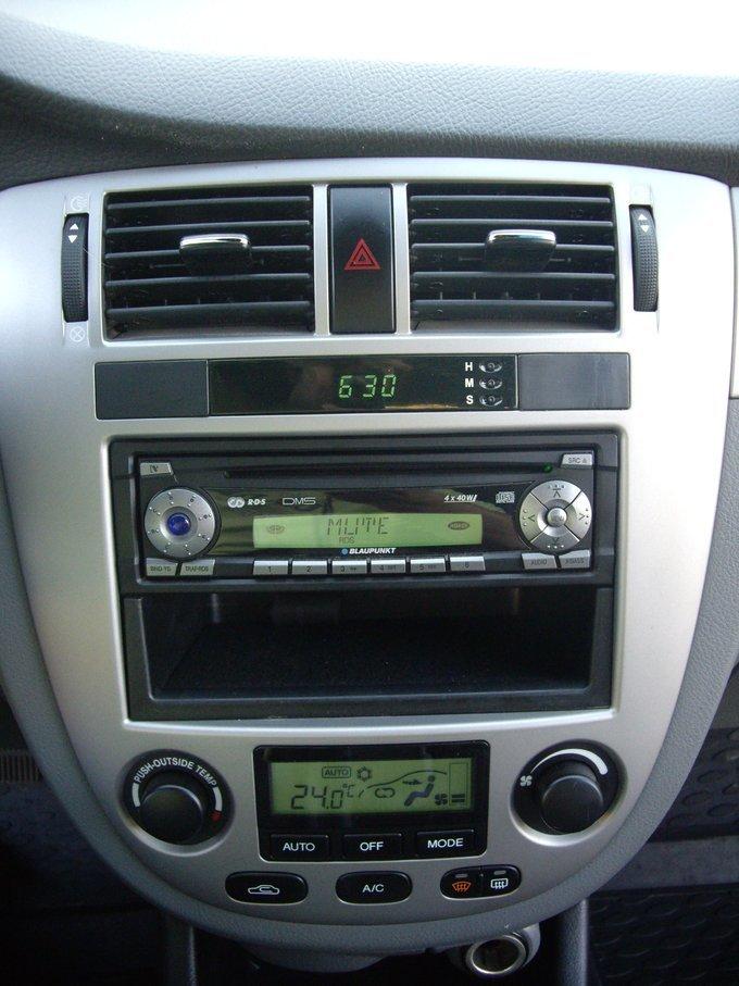 Chevrolet Lacetti.