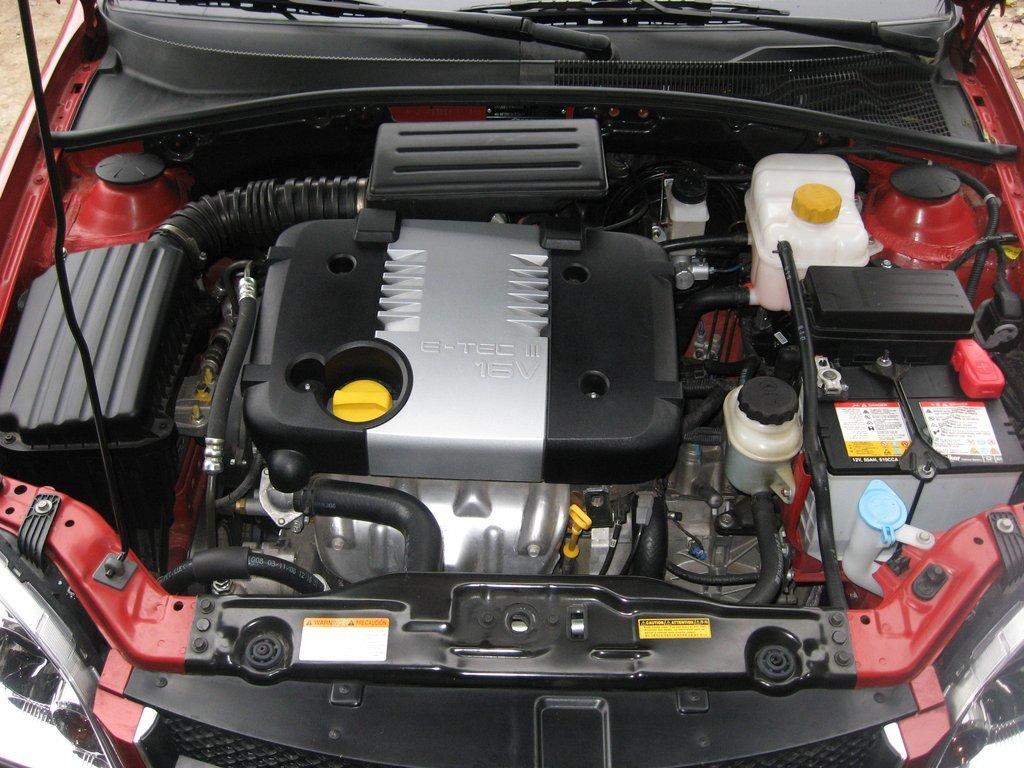 какой двигатель ставят на chevrolet lacetti