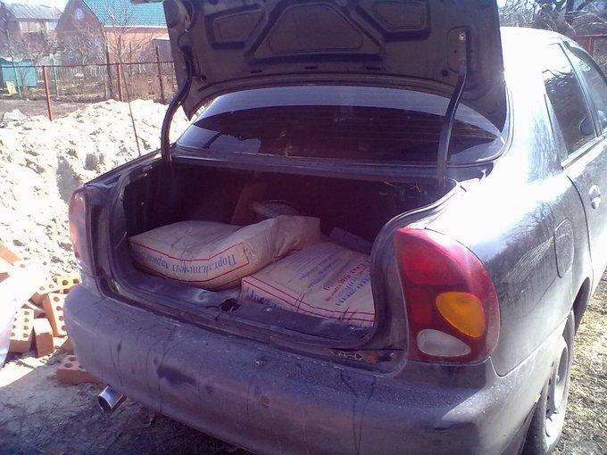 Chevrolet Lanos.