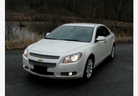Chevrolet Malibu 2008 ����� ���������