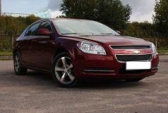 Chevrolet Malibu 2008 отзыв владельца | Дата публикации: 11.06.2012