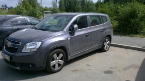 Chevrolet Orlando 2012 отзыв владельца | Дата публикации: 06.06.2013