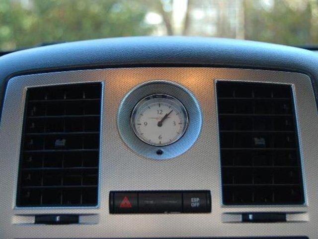 Chrysler 300C.