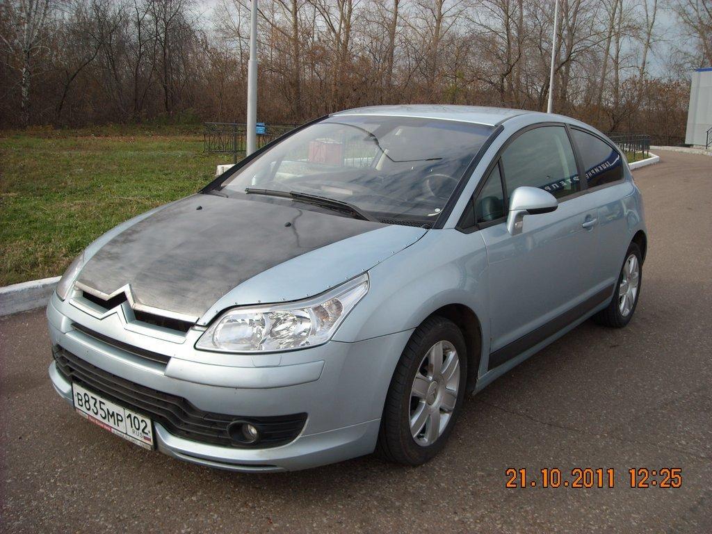 ситроен с4 купе 2006 отзывы владельцев