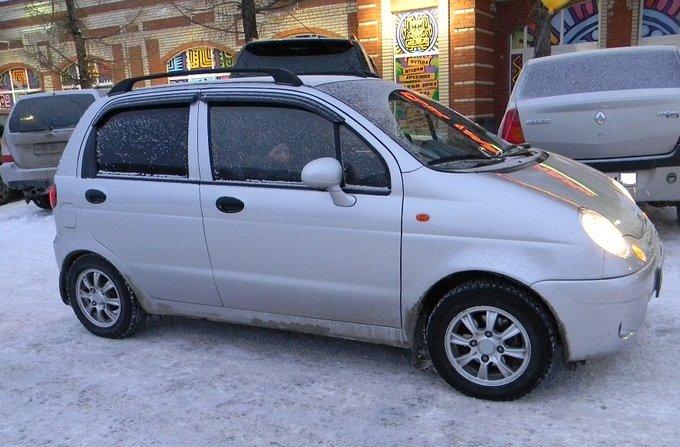 Daewoo Matiz.