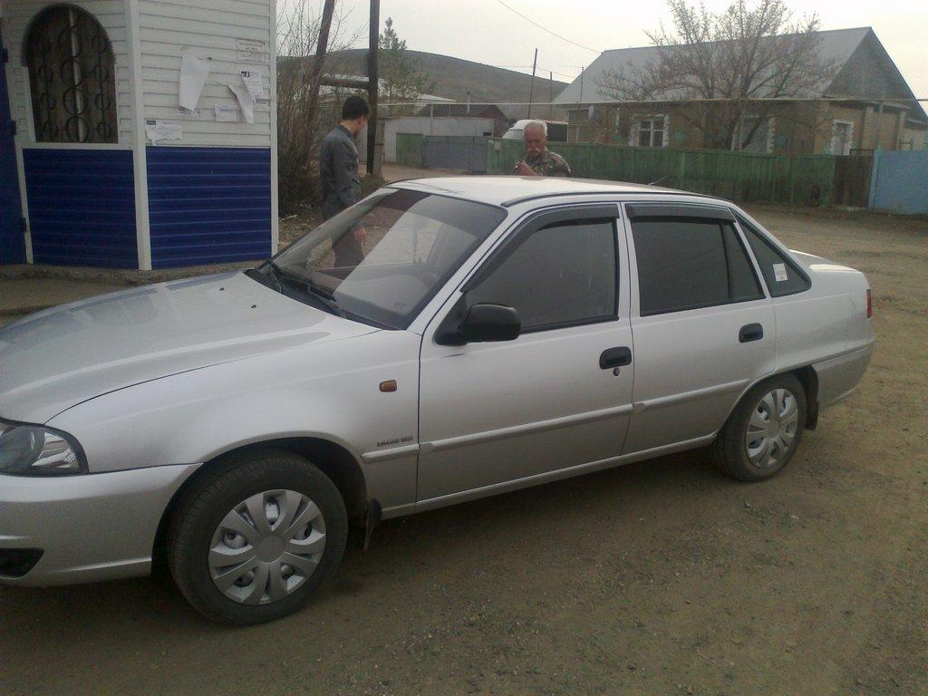 Daewoo Nexia 2 12 — отзыв владельца Svyatoosha