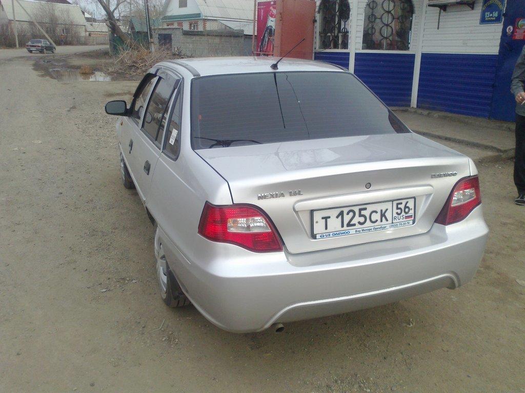 Автомобиль | Daewoo Nexia II седан (2 8-) - МСР