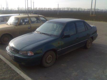 Daewoo Nexia 1997 - отзыв владельца