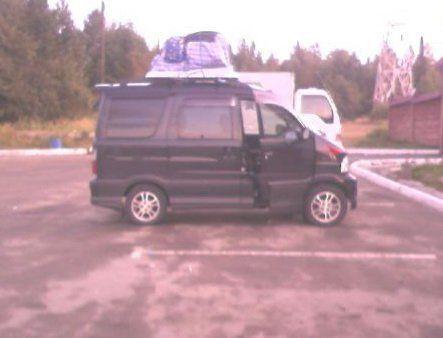 Daihatsu Atrai7 2001 - ����� ���������