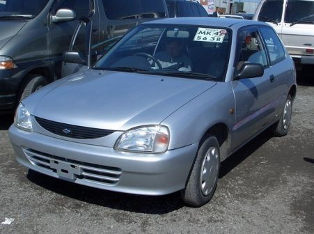 Daihatsu Charade 2000 - отзыв владельца