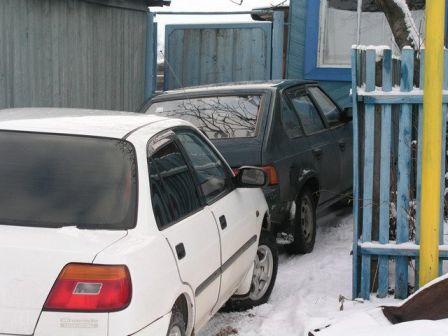 Daihatsu Charade Social 1997 - отзыв владельца