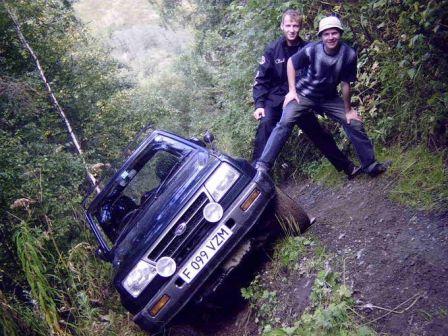 Daihatsu Rocky 1994 - отзыв владельца