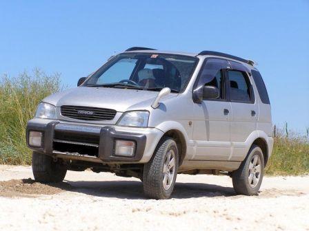 Daihatsu Terios 1997 - отзыв владельца