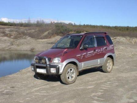 Daihatsu Terios 1997 - ����� ���������