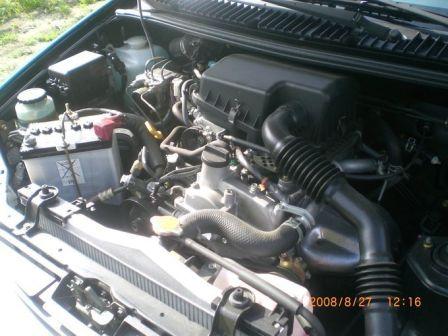 Daihatsu Terios 2005 - отзыв владельца
