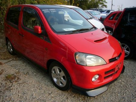 Daihatsu YRV 2001 - ����� ���������