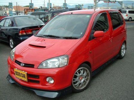 Daihatsu YRV 2002 - отзыв владельца