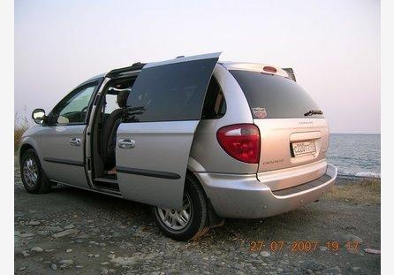 Dodge Caravan 2002 ����� ���������