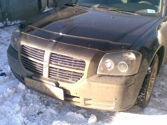 Dodge Magnum.