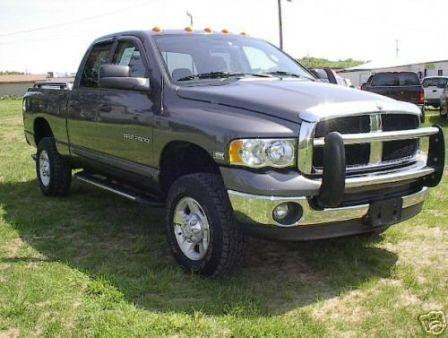Dodge Ram 2003 - отзыв владельца