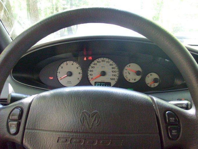 Dodge Stratus.