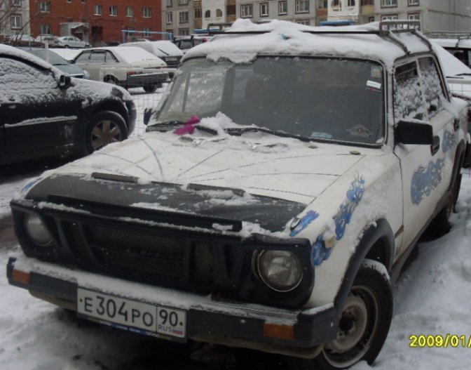 Fiat Albea.