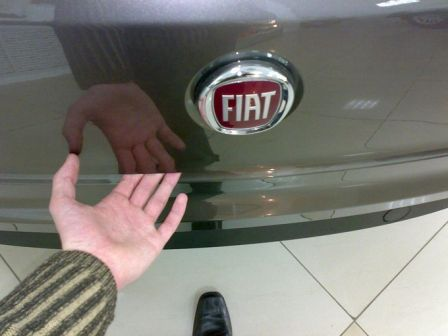Fiat Bravo 2008 - отзыв владельца