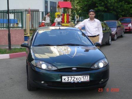 Ford Cougar 1999 - отзыв владельца