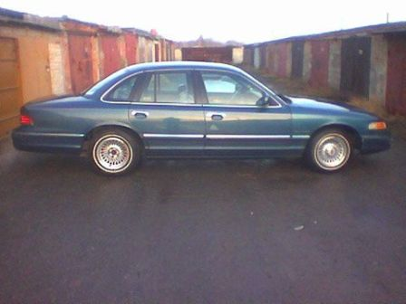 Ford Crown Victoria 1993 - ����� ���������